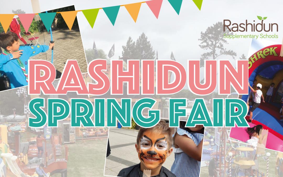 Rashidun Spring Fair